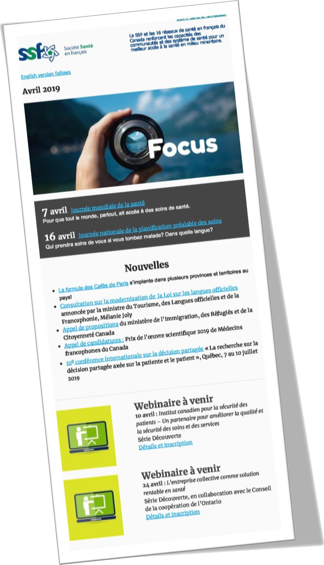 focus vignette