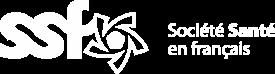 Logo SSF blanc