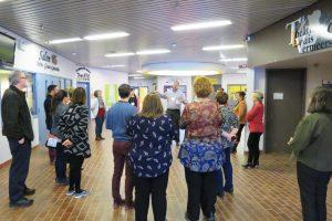 Visite Centre communautaire_