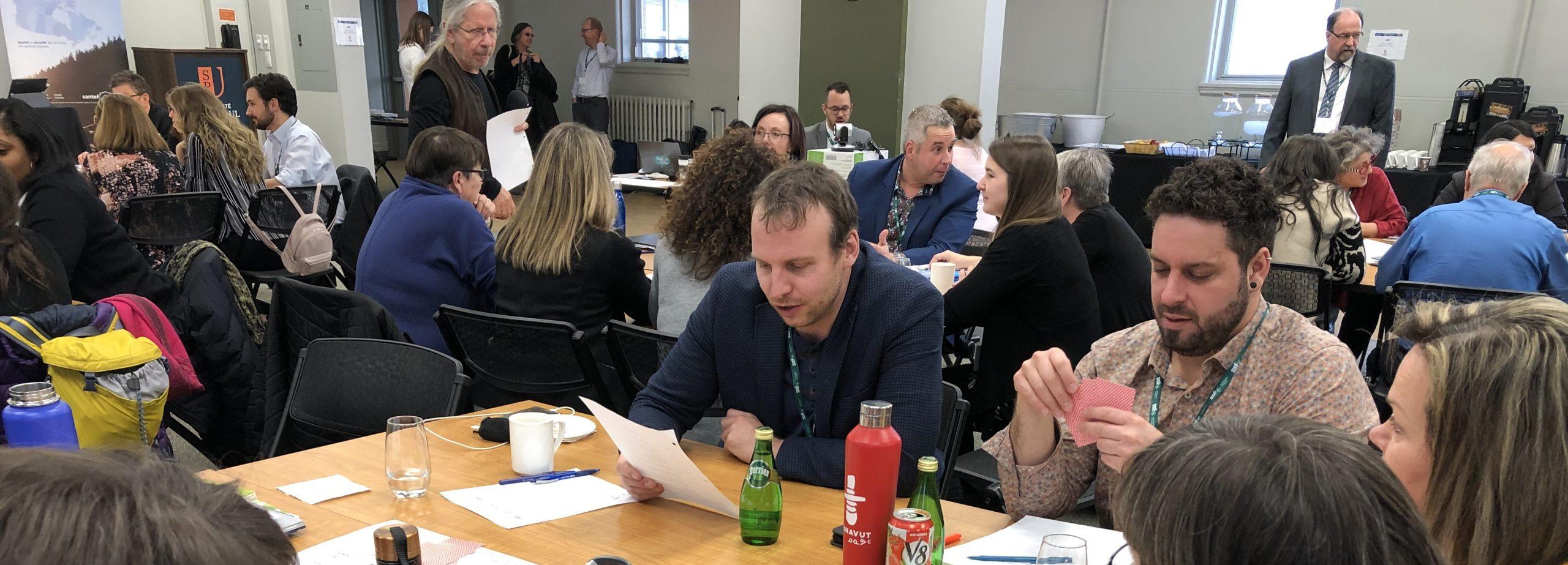 Journée conférence et lancement du projet PES
