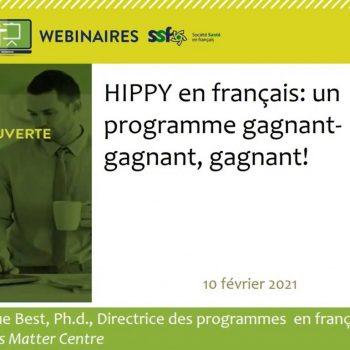 webinaire HIPPY
